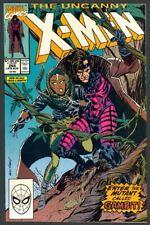 X-Men #266 - 1st Full Appearance Of Gambit - Mystique App - 1990 - 9.8 NM-MT