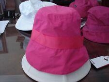 WOMEN SWEDEN SWEDISH CROSS SPORTSWEAR RAIN HAT pink *NEW**