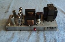 Madison Fielding Stereo 6Bq5/El84 Tube Amplifier, Competition For Fisher 460A