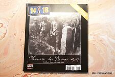 .(1393CD.0) CHEMIN DES DAMES 1917. ALBUM PHOTOS. 14/18. 2007