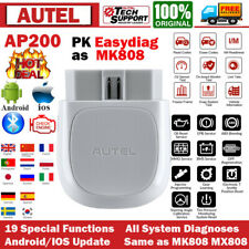 Autel AP200 PK MK808 Pros Mini All System OBD2 Scanner Diagnostic Tool Live Data