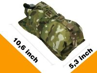 Pouch Case molle pals MULTICAM Ninja Air Tank PAINTBALL bag airsoft Waterproof