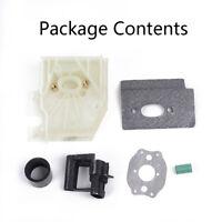 Carburetor Carb Gasket Intake Sleeve Kit For Husqvarna 36 41 136 Chainsaw Parts