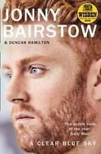 A Clear Blue Sky, Hamilton, Duncan,Bairstow, Jonny, New condition, Book