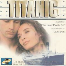 The Transatlantic Orchestra plays the music from the Titanic - CD -