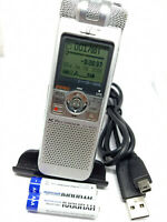 Sony ICD-MX20 Digital Voice Recorder Handheld Dictaphone Dictation Machine USB