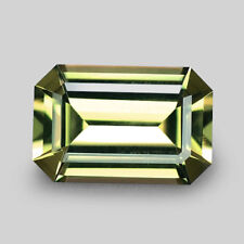 5.57CTS DELIGHTFUL EMERALD CUT NATURAL COLOR SHIFT DIASPORE VIDEO IN DESCRIPTION