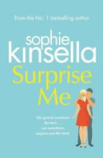 Surprise Me: A Novel by Sophie Kinsella (New Paperback, 2018 Release )
