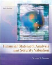 Financial Statement Analysis and Security Valuation 5e Global Edition