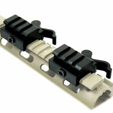 New Rail Mount Foldable Foregrip Bipod Vertical 20mm Picatinny Rail F Rifle #12