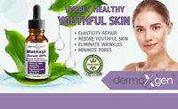 Suero de ácido hialurónico PURO + MATRIXYL 3000 Vitamina C para piel antiarrugas