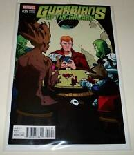 GUARDIANS OF THE GALAXY # 25  Marvel Comic  June 2015  NM  VARIANT COVER EDITION