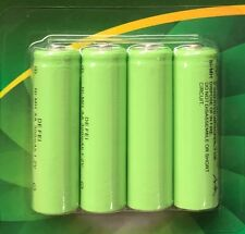 8x AA Rechargeable Solar Power Batteries 1.2V 300 mah NI-MH New