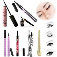 Women Comestics Black Liquid Waterproof Eyeliner Eye Liner Pencil Pen Make Up