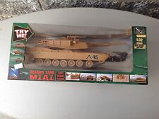 New Ray Tank Abram Miai 1:32 Nib Boxed  Battery Operated
