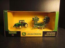 Ertl John Deere 8220 Tractor w/ 1990 CCS Air Seeder Diecast 1:64 15695 ca. 2008