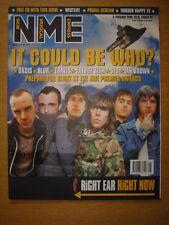 NME 2000 FEB 5 OASIS BLUR TRAVIS FATBOY SLIM SFA BROWN