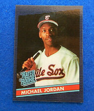 MICHAEL JORDAN Chicago White Sox Custom ACEO Rated Rookie Baseball Card NM💎