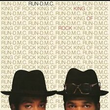 RUN DMC - KING OF ROCK NEW VINYL RECORD