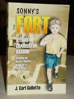 Growing Up On Fort Sumter South Carolina, Coastguard Radio Beacon WWII Rare