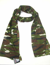 Camouflage Scarf for Men and Women - Official IWM cotton printed scarves