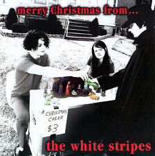 "The White Stripes Merry Christmas From... Vinyl 7"" Record non cd/lp songs! jack!"