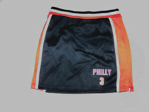 #3 Philly Kids Girls Basketball Skirt - Size SMALL