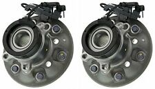 Front Pair Hub Bearing Assembly for 2007 Chevrolet Colorado Fits 4WD/AWD Only