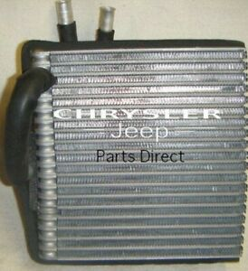 NEW JEEP GRAND CHEROKEE 1998 EVAPORATOR 05012534AA