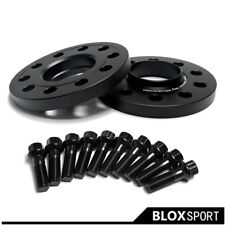 2x15mm+2x20mm 5x112 CB66.5 for Audi RS6 Wheel Spacer + 20pc Longer Bolts M14x1.5