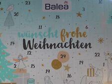 Balea Adventskalender Weihnachtskalender Kosmetik Beauty Adventskalender dm 2017