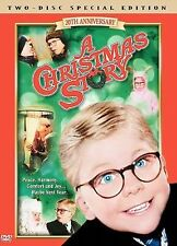 A Christmas Story DVD (2-Disc Set, 2003, 20th Anniversary Special Edition) NEW