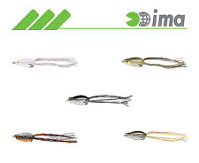 Ima Dabeat Hollow Body Topwater Frog Lure -  Select Color(s)