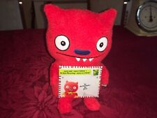 1 x Ugly Dolls - Sincerely WITH GRATITUDE LUCKY BAT SOFT TOY PLUSH 10""