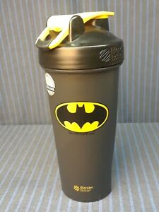 BATMAN Blender Bottle, 28 oz Classic, DC Comics, NEW Shaker