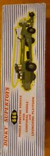 Dinky toys POST WAR military set #666
