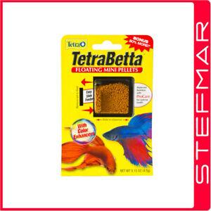 Tetra Betta Floating Mini Fish Food Pellets 4.5g
