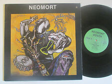 Neomort XOXOX  Hugs And Kisses With Lyric Insert LP