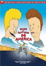 Beavis And Butt-Head Do America [DVD], , Very Good, DVD