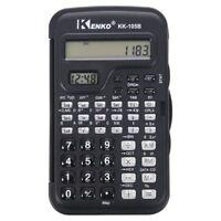 KENKO Student Electronic 10 Digits Scientific Calculator Calculator with Clock J