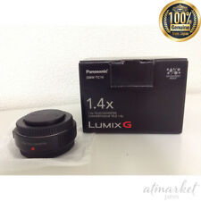 NEW Panasonic 1.4x Teleconverter Lumix DMW-TC14 Camera genuine from JAPAN