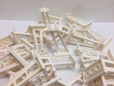 LEGO 4476 - Nuevo Blanco 2x4x5 Soporte inclinada soporta/2 piezas por orden