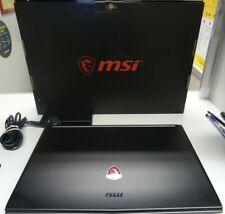 MSI GV72 8RD - i7 8TH GEN - 8GB RAM - 1TB HDD - 128GB SSD GTX1050TI  LAPTOP