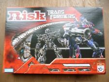 Risk Transformers Cybertron Battle Edition 2007 Board Game