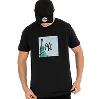 New York Yankees MLB City Print New Era TShirt