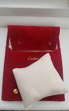 Genuine Cartier travel/Service pouch
