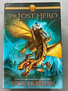 Buch 29 #  Heroes of Olympus – Percy Jackson  HYPERION  2010  englisch