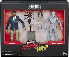 Hasbro Marvel Legends Series X-Con Luis And Ghost 2-Pack (E6345)