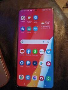 Samsung Galaxy  S21 Ultra 5G SM-G998U 512gb Phantom Black Att