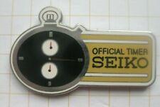 SEIKO OFFICIAL TIMER  .......... Uhr / Clock / Horloge-Pin (148e)